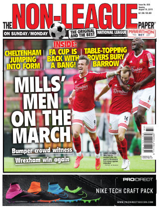 The Non-League Football Paper 16th August 2015