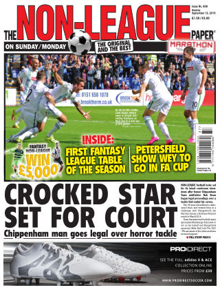 The Non-League Football Paper 13th September 2015