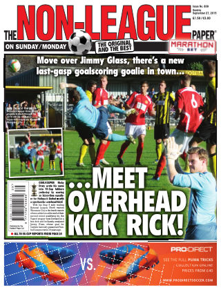 The Non-League Football Paper 27th September 2015