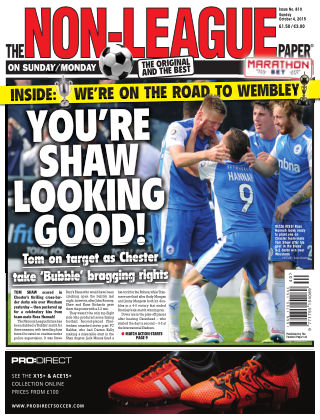 The Non-League Football Paper 4th October 2015