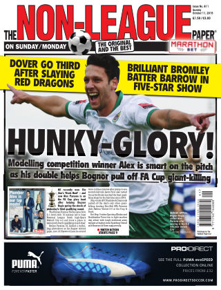The Non-League Football Paper 11th October 2015