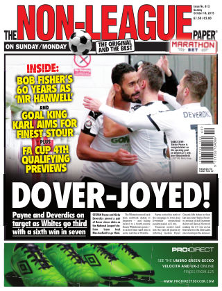 The Non-League Football Paper 18th October 2015