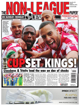 The Non-League Football Paper 25th October 2015
