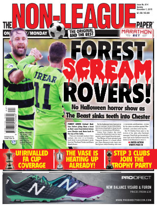 The Non-League Football Paper 1st November 2015