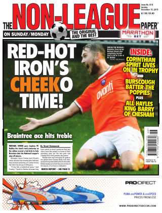 The Non-League Football Paper 15th November 2015