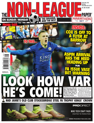The Non-League Football Paper 29th November 2015