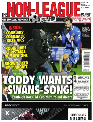 The Non-League Football Paper 6th December 2015