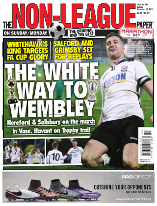 The Non-League Football Paper 13th December 2015