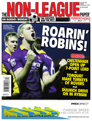 The Non-League Football Paper 27th December 2015