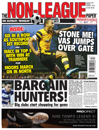 The Non-League Football Paper 3rd January 2016