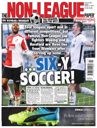 The Non-League Football Paper 17th January 2016