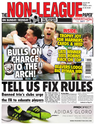 The Non-League Football Paper 7th February 2016