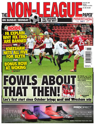 The Non-League Football Paper 14th February 2016