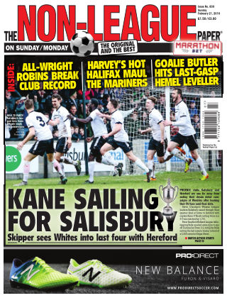 The Non-League Football Paper 21st February 2016