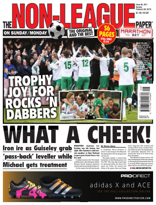 The Non-League Football Paper 28th February 2016