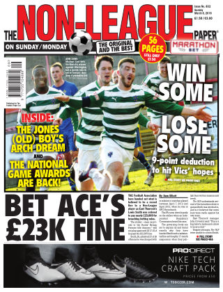 The Non-League Football Paper 6th March 2016