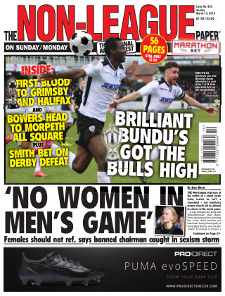 The Non-League Football Paper 13th March 2016