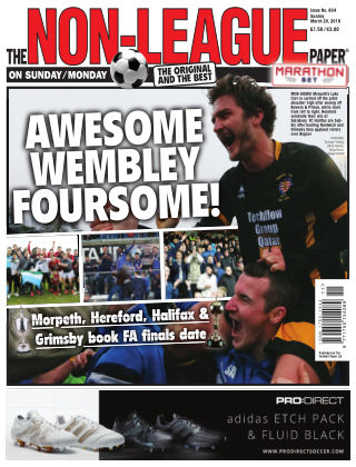The Non-League Football Paper 20th March 2016