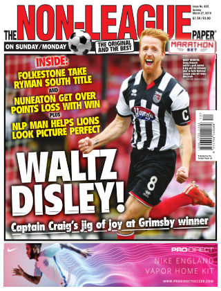 The Non-League Football Paper 27th March 2016