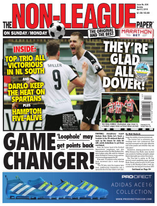 The Non-League Football Paper 3rd April 2016