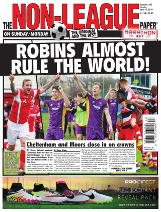 The Non-League Football Paper 10th April 2016