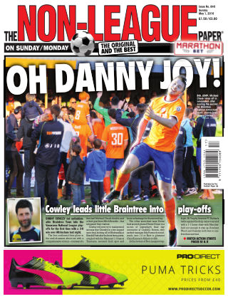 The Non-League Football Paper 1st May 2016