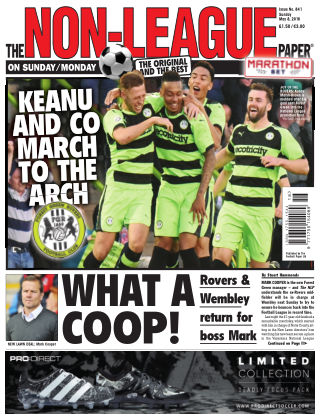 The Non-League Football Paper 8th May 2016