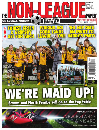 The Non-League Football Paper 15th May 2016