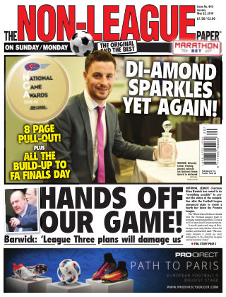 The Non-League Football Paper 22nd May 2016