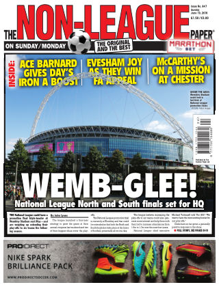 The Non-League Football Paper 19th June 2016