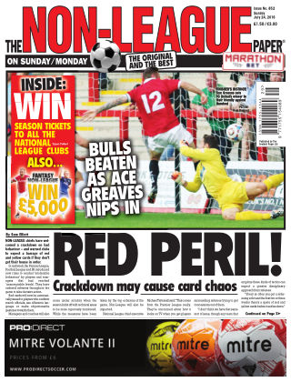The Non-League Football Paper 24th July 2016