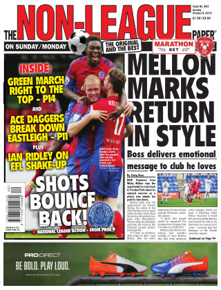 The Non-League Football Paper 9th October 2016