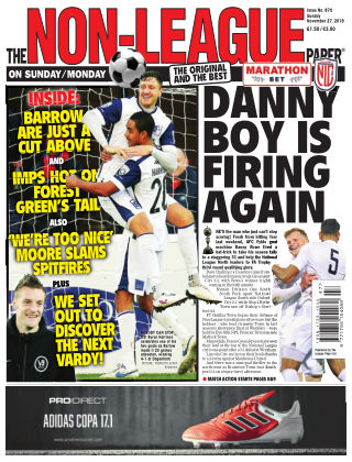 The Non-League Football Paper 27th November 2016