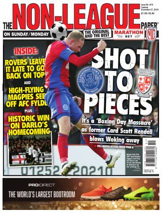 The Non-League Football Paper 27th December 2016