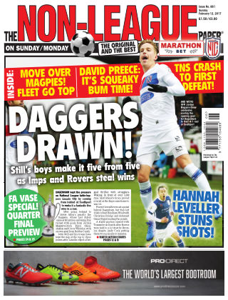 The Non-League Football Paper 12th February 2017