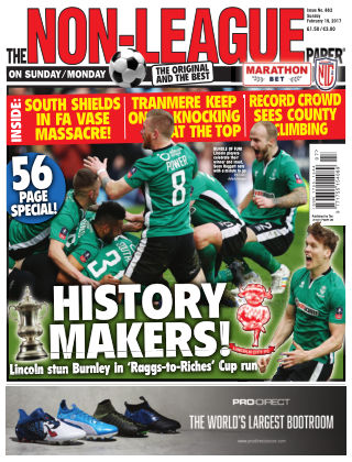 The Non-League Football Paper 19th February 2017
