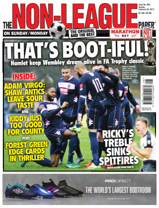 The Non-League Football Paper 26th February 2017