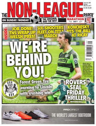 The Non-League Football Paper 5th March 2017