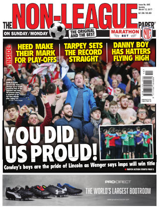 The Non-League Football Paper 12th March 2017