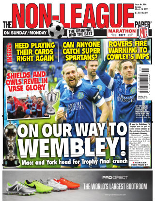 The Non-League Football Paper 19th March 2017