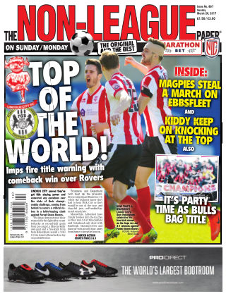 The Non-League Football Paper 26th March 2017