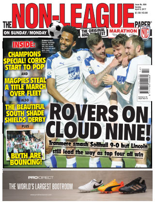 The Non-League Football Paper 9th April 2017