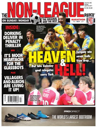 The Non-League Football Paper 30st April 2017