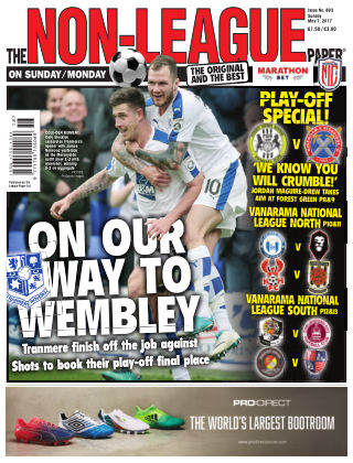 The Non-League Football Paper 7th May 2017