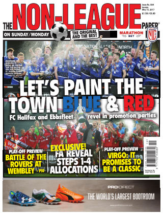 The Non-League Football Paper 14th May 2017