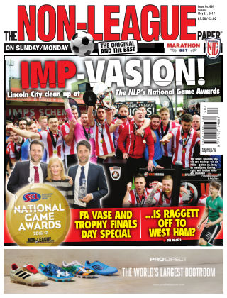 The Non-League Football Paper 21st May 2017