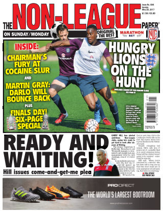 The Non-League Football Paper 28th May 2017