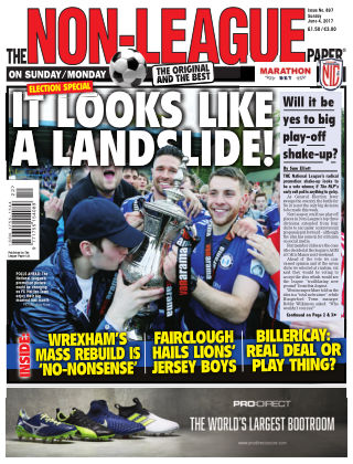 The Non-League Football Paper 4th June 2017