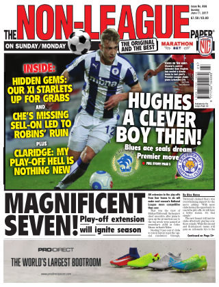 The Non-League Football Paper 11th June 2017