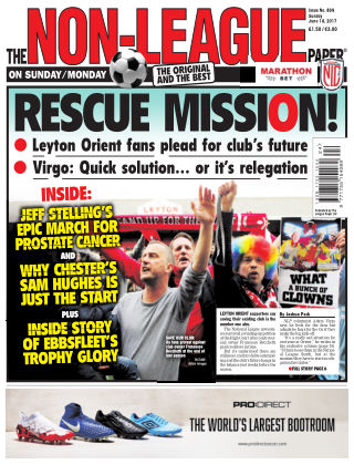 The Non-League Football Paper 18th June 2017